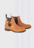 Monaghan Leather Soled Boot - Camel