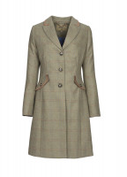 Whitebeam Tweed Jacket - Acorn
