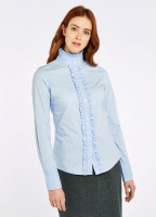 Chamomile Shirt - Pale Blue