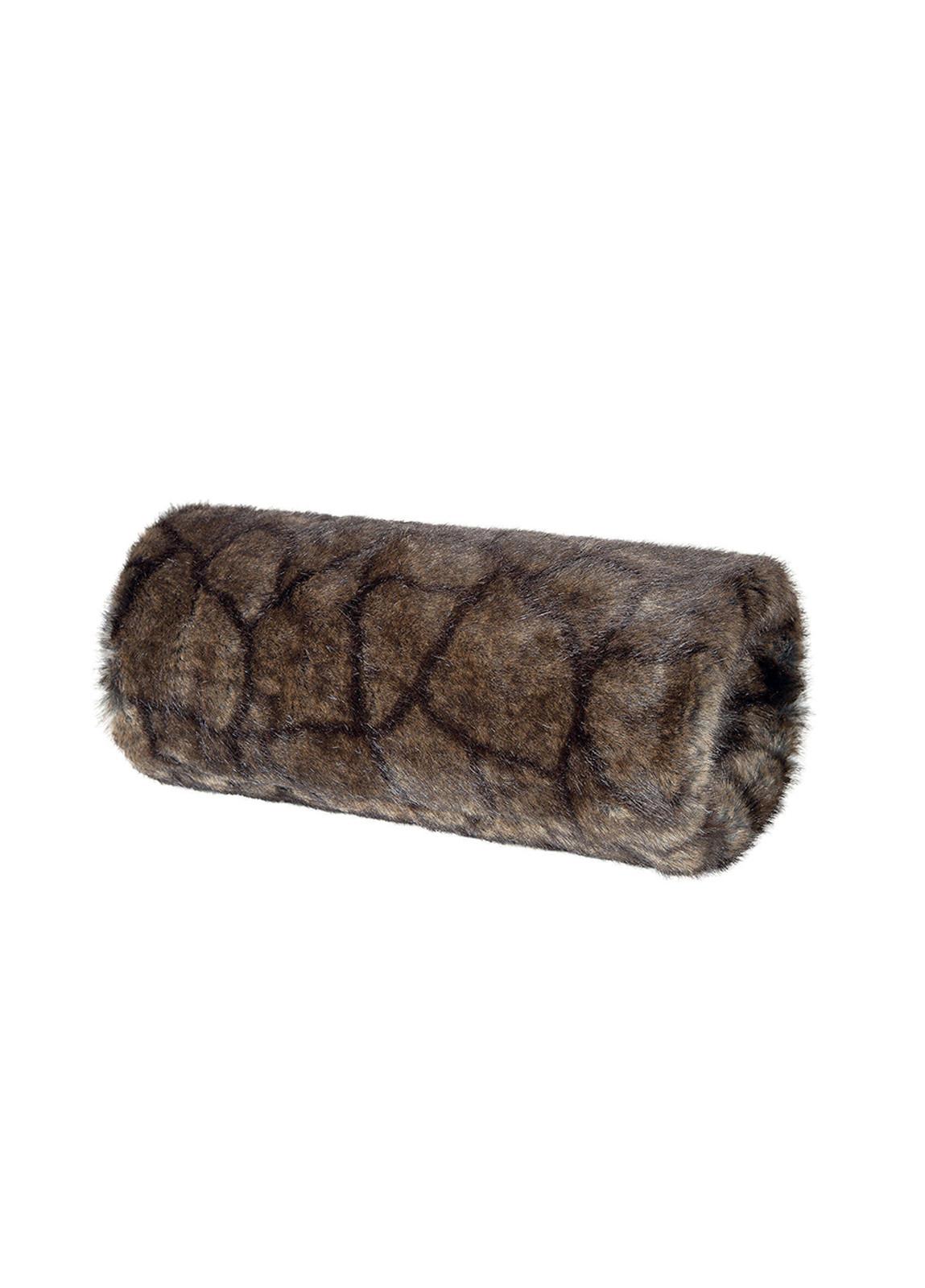 Dubarry_Swords Faux Fur Muff - Elk_Image_2
