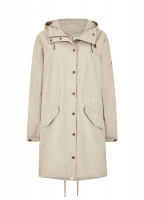 Mornington Parka - Tan