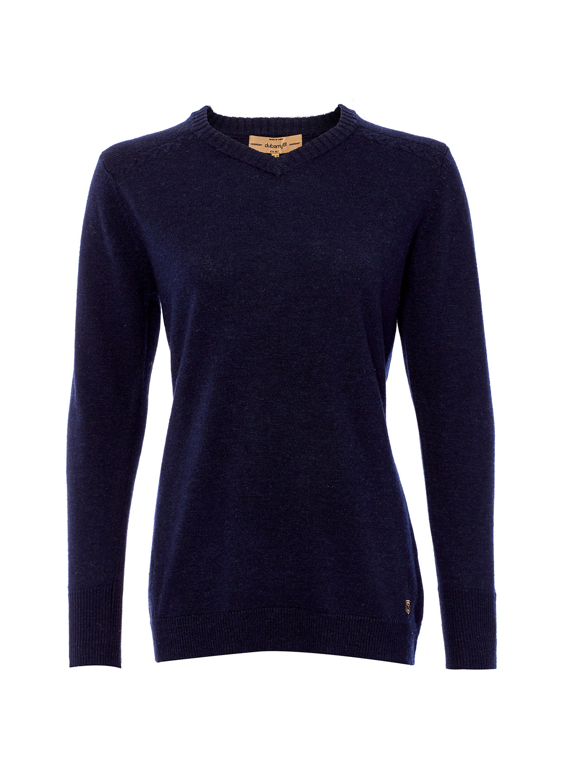 Ballycastle Sweater - Navy