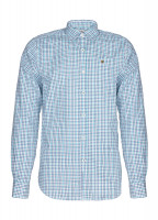 Ballincollig shirt - Teal Multi