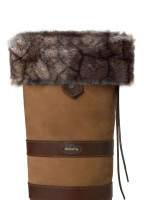 Faux Fur Boot Liners - Elk