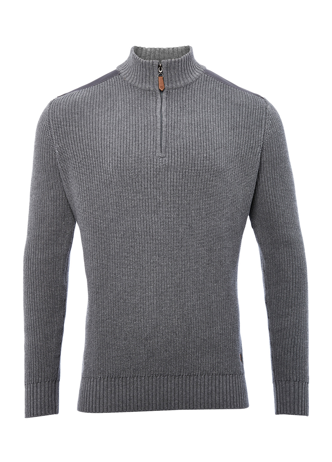 Dubarry_ Lismoyle sweater - Light Grey_Image_2