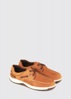 Chaussures bateau Navigator - Whiskey