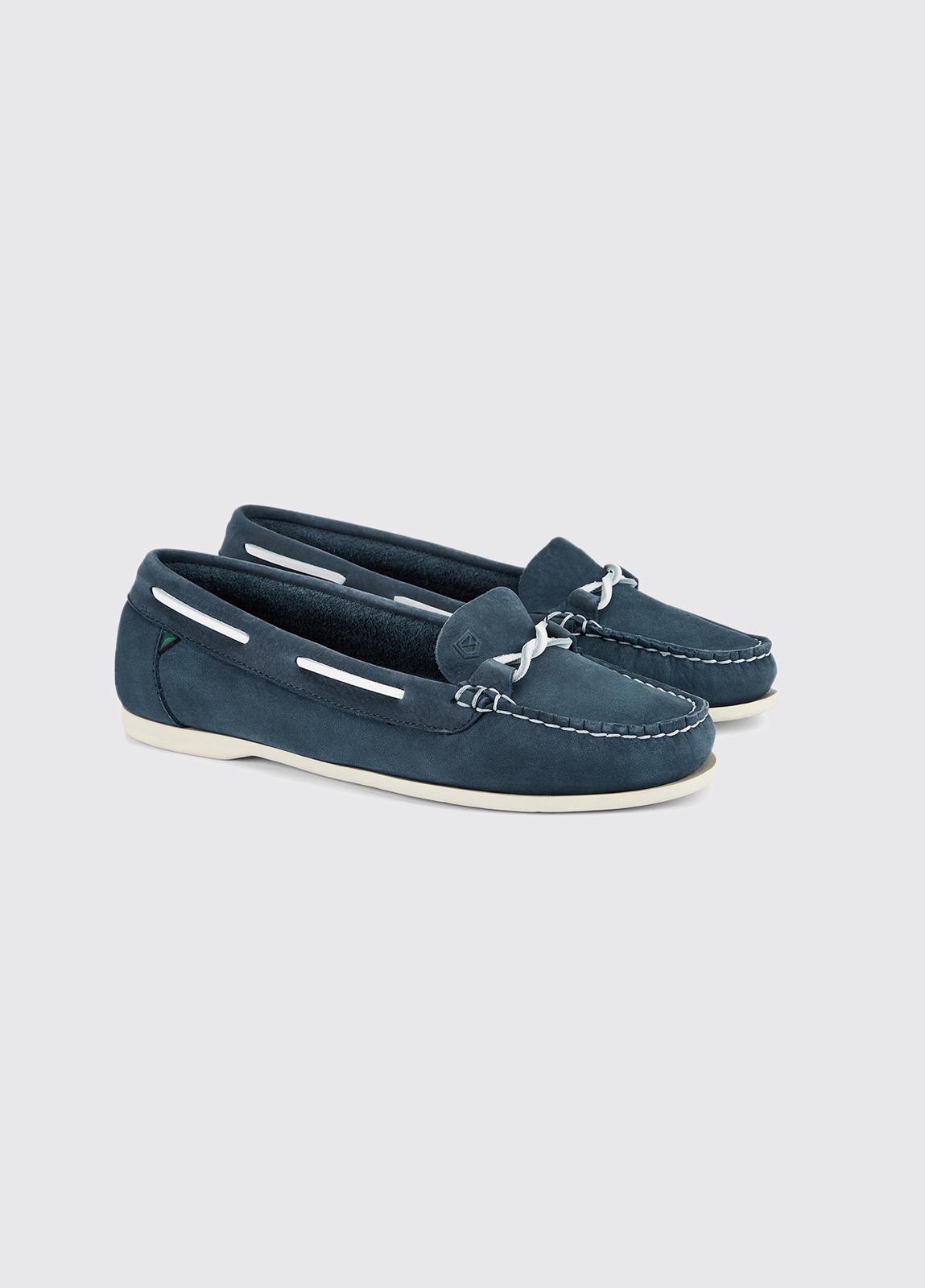 Rhodes Deck Shoe - Teal