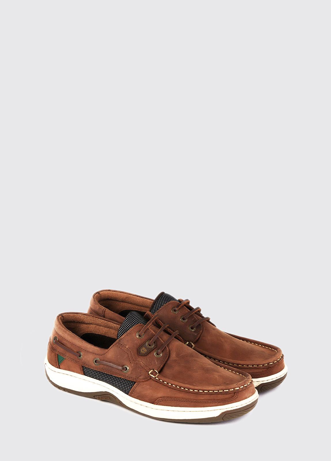 Regatta Deck Shoe - Chestnut