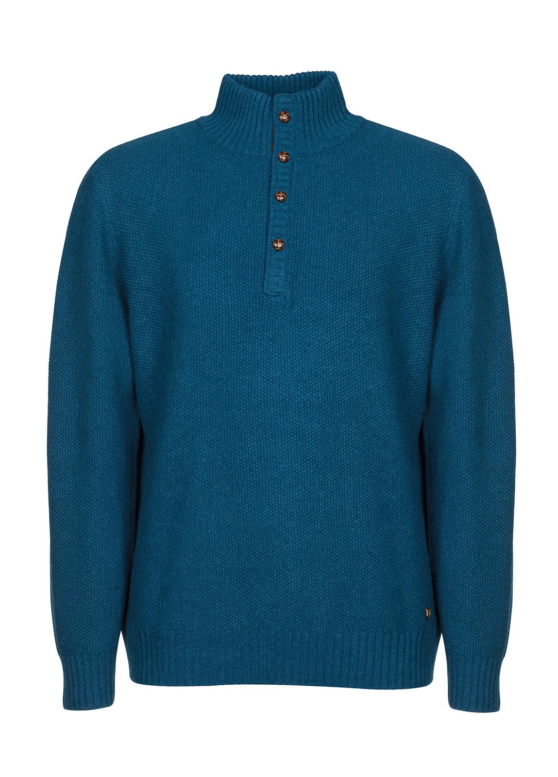 Dubarry_ Donohoe Sweater - Royal Blue_Image_2