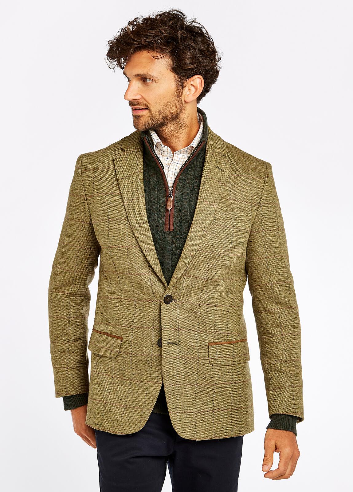 Rockville Tweed Jacket - Beechwood