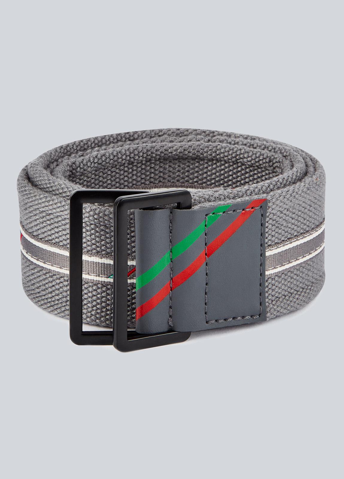 Cavallo Woven Belt - Graphite