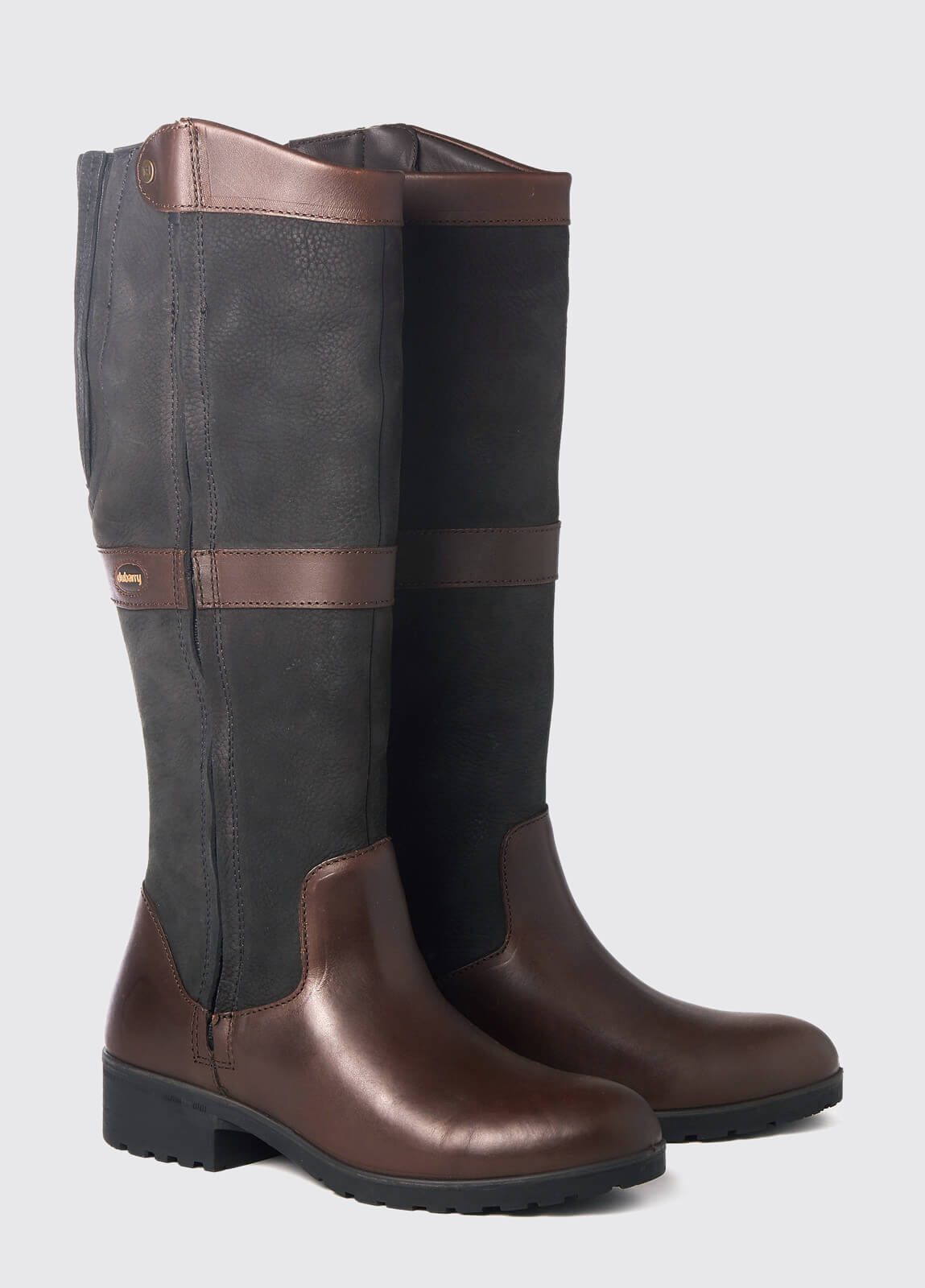 Sligo Country Boot - Black/Brown
