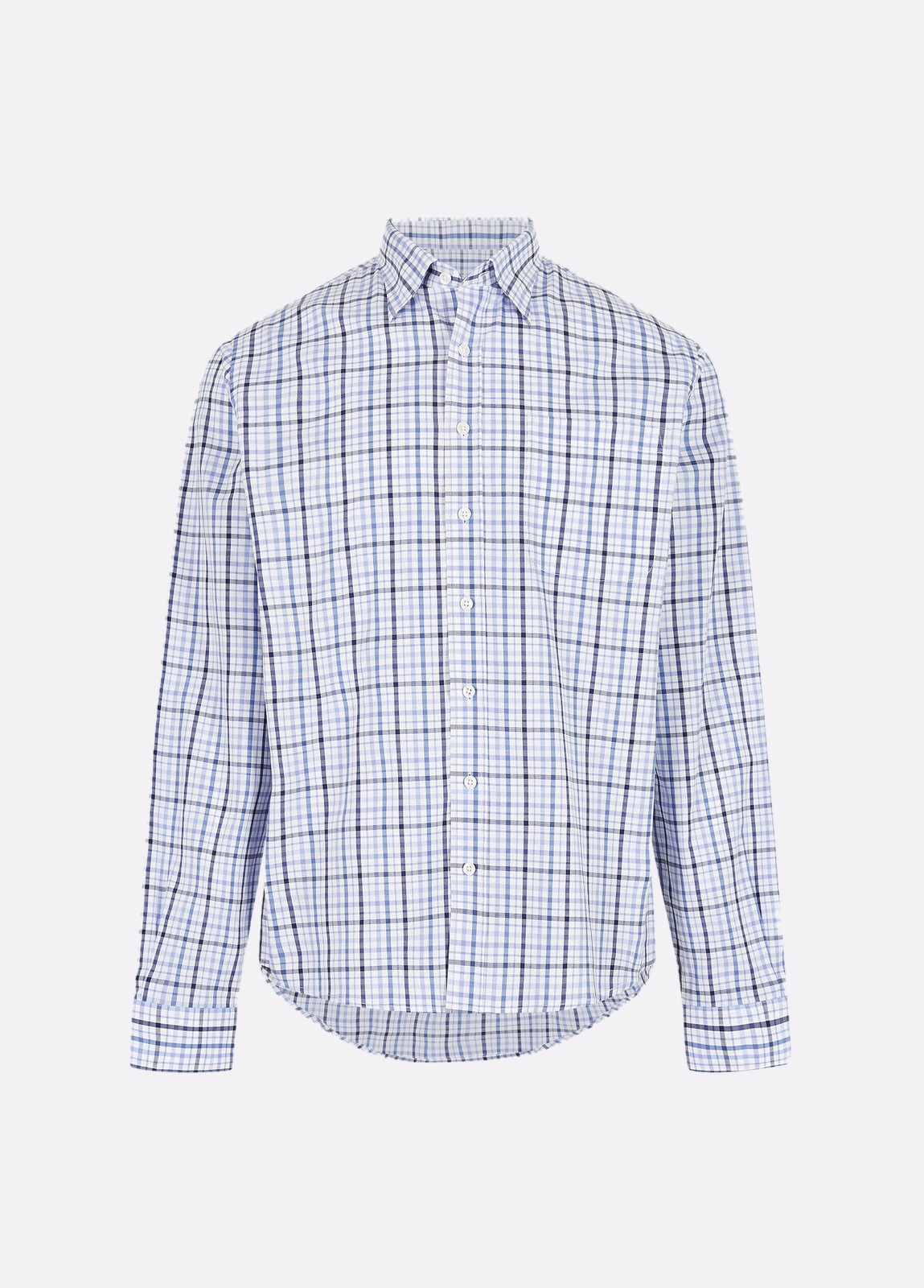 Rathdrum Check Shirt - Blue