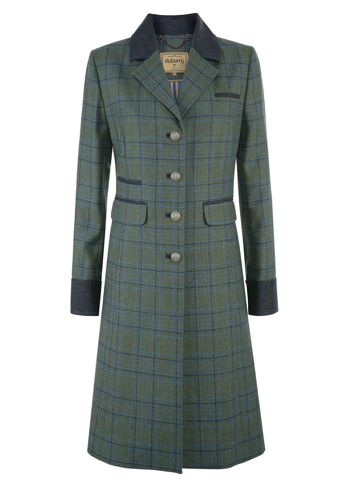 Dubarry_Blackthorn Tweed Jacket  - Blue_Image_2