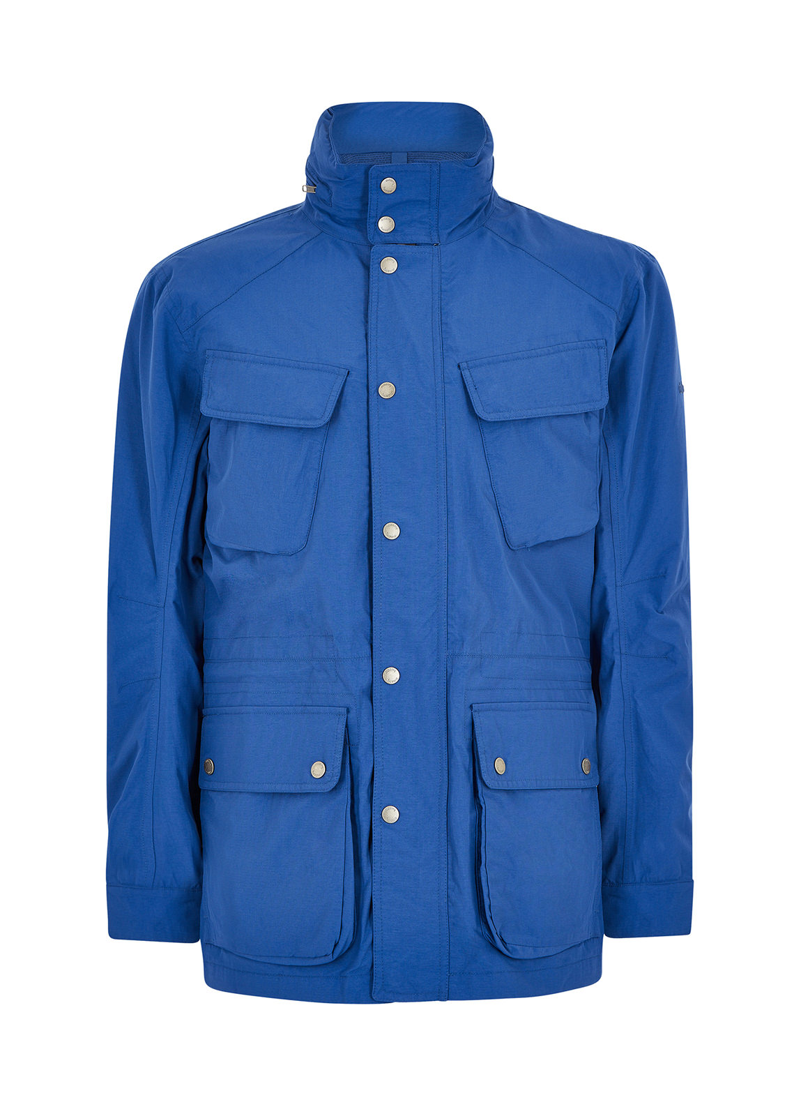 Dubarry_Thornton Waterproof Jacket - Royal Blue_Image_2