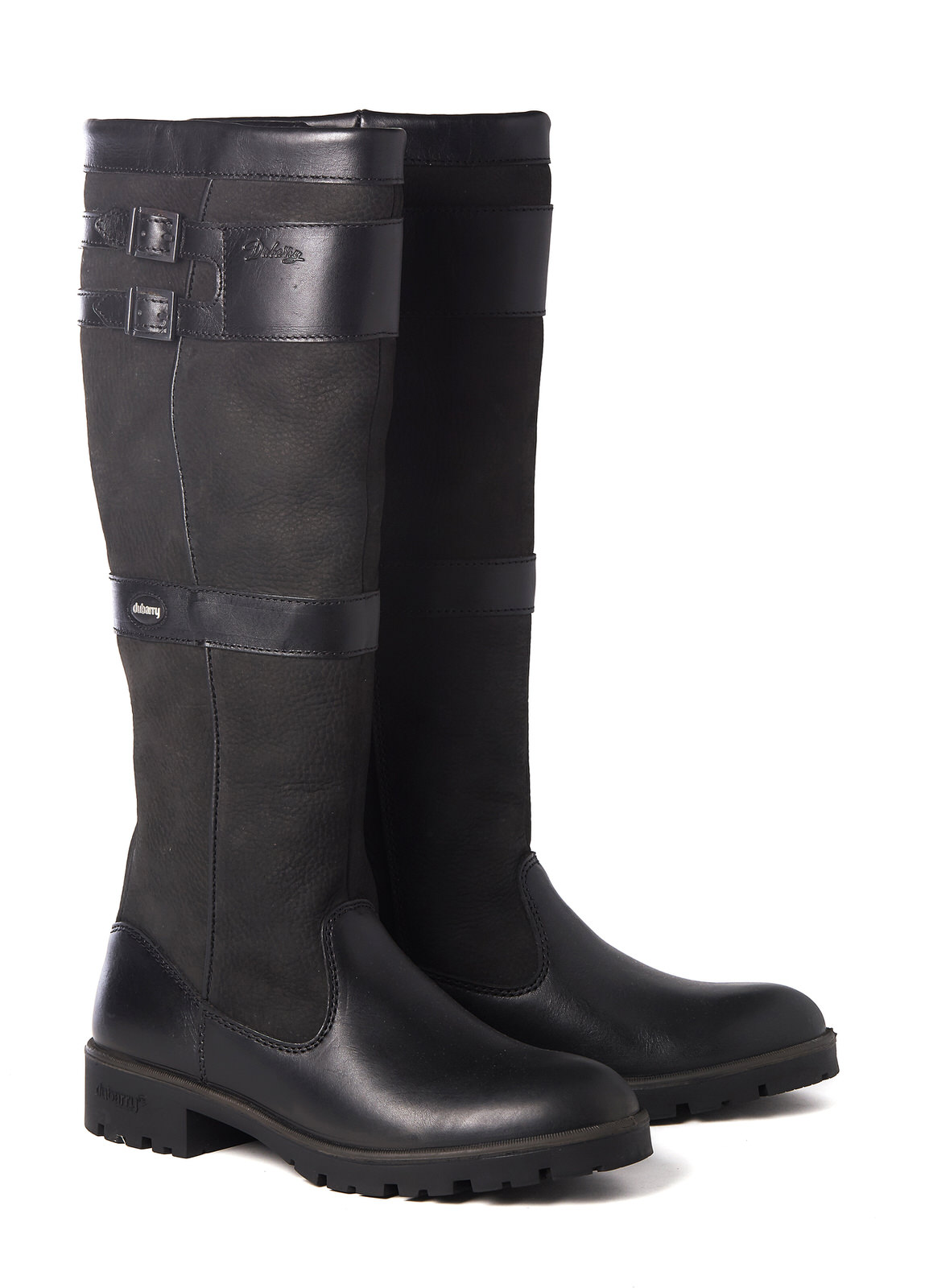 Bottes Longford par Dubarry - Black
