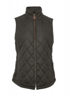 Callaghan Quilted Gilet - Verdigris