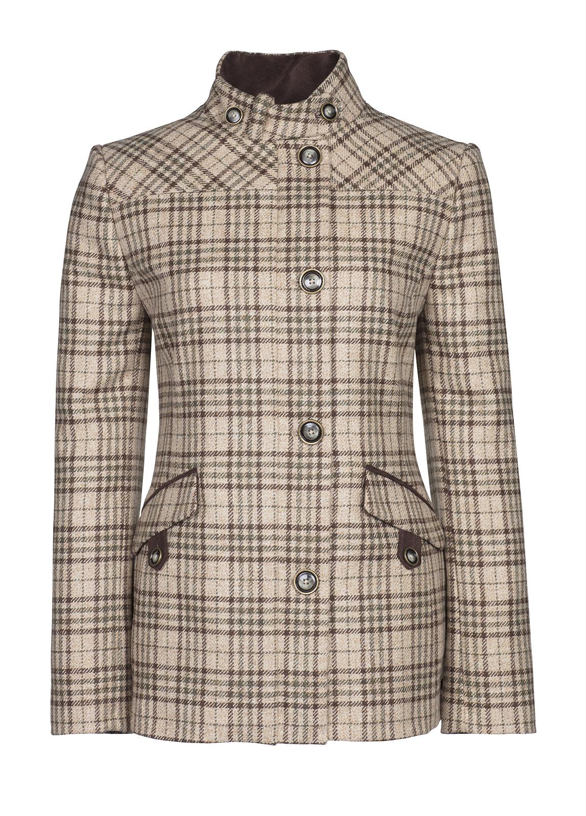 Dubarry_ Heatherbell Tweed Jacket - Pebble_Image_2