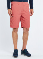 Cyprus Mens Crew Shorts - Imperial Red