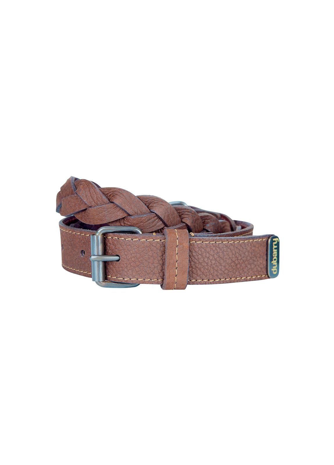 Dubarry_ Donmore Women?s Leather Belt - Walnut_Image_1