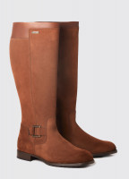 Limerick Leather Soled Boot - Russet