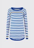 Abbeyside Sweater - Royal Multi