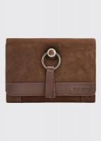 Castlewellan Leather Wallet - Cigar