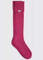 Alpaca Socks - Pink
