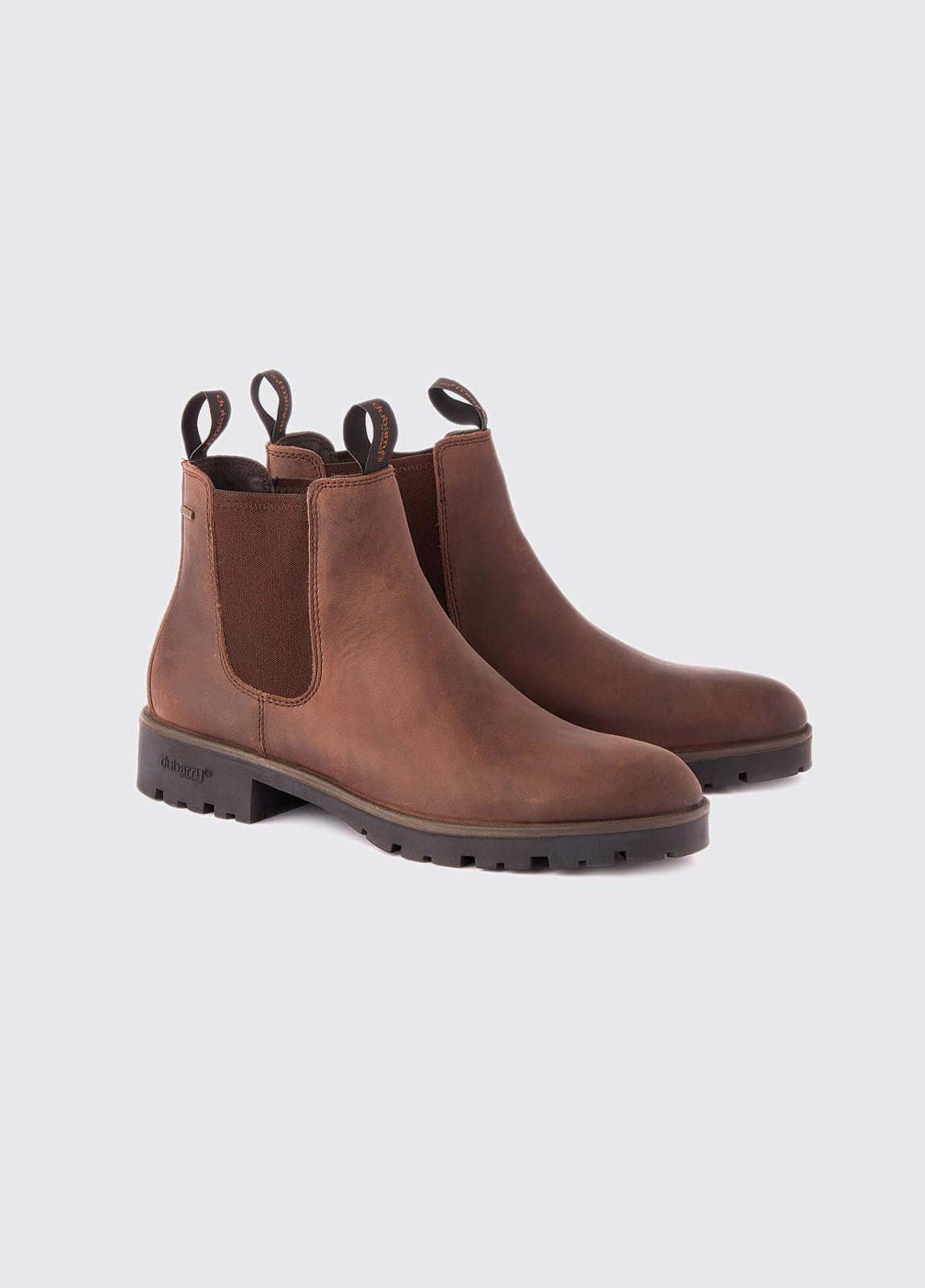 Antrim Country Boot - Bourbon