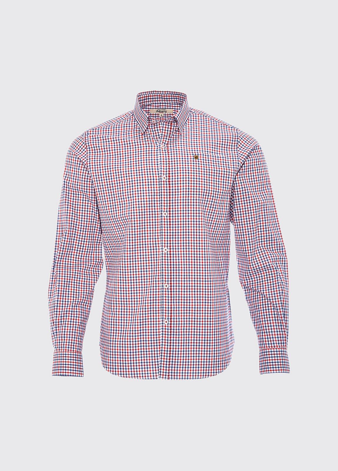 Ballincollig shirt - Saffron Multi