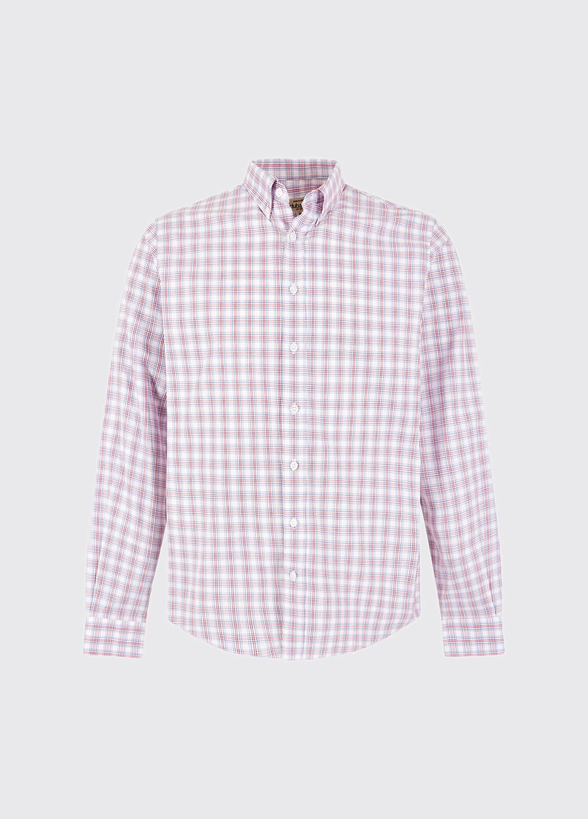 Ferns Shirt - Red Multi