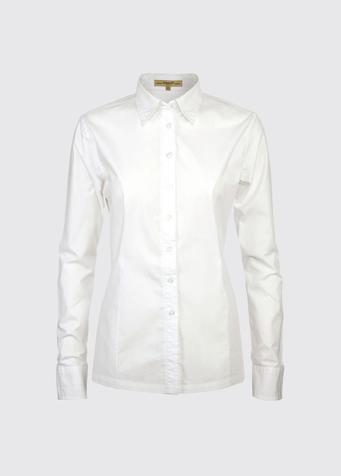 Cottongrass Womens Shirt - White