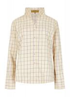 Huckleberry Shirt - Russet Multi
