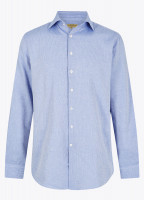 Herbert Tailored Fit Shirt - Pale Blue
