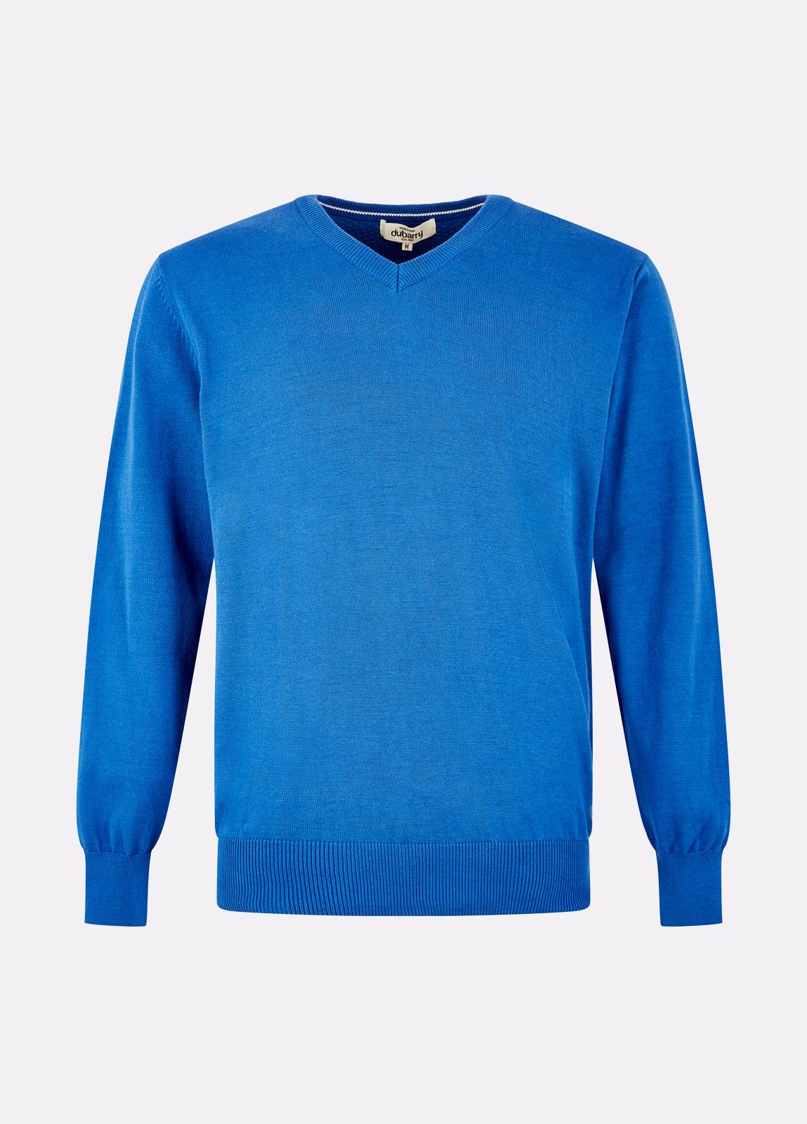 Carson Sweater - Royal Blue