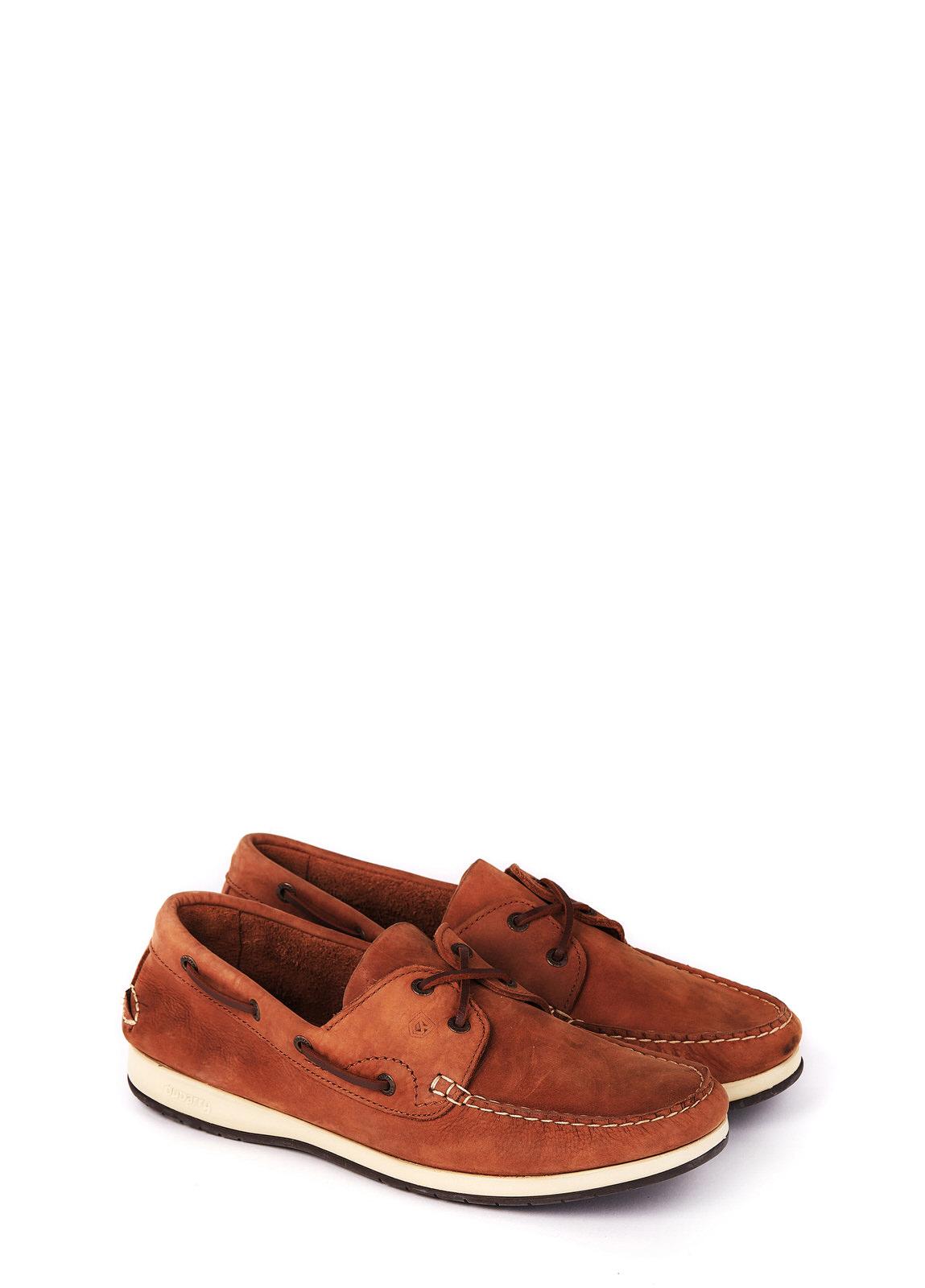 Dubarry_Pacific X LT Deck Shoe - Chestnut_Image_1