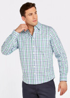 Rathdrum Check Shirt - Kelly Green