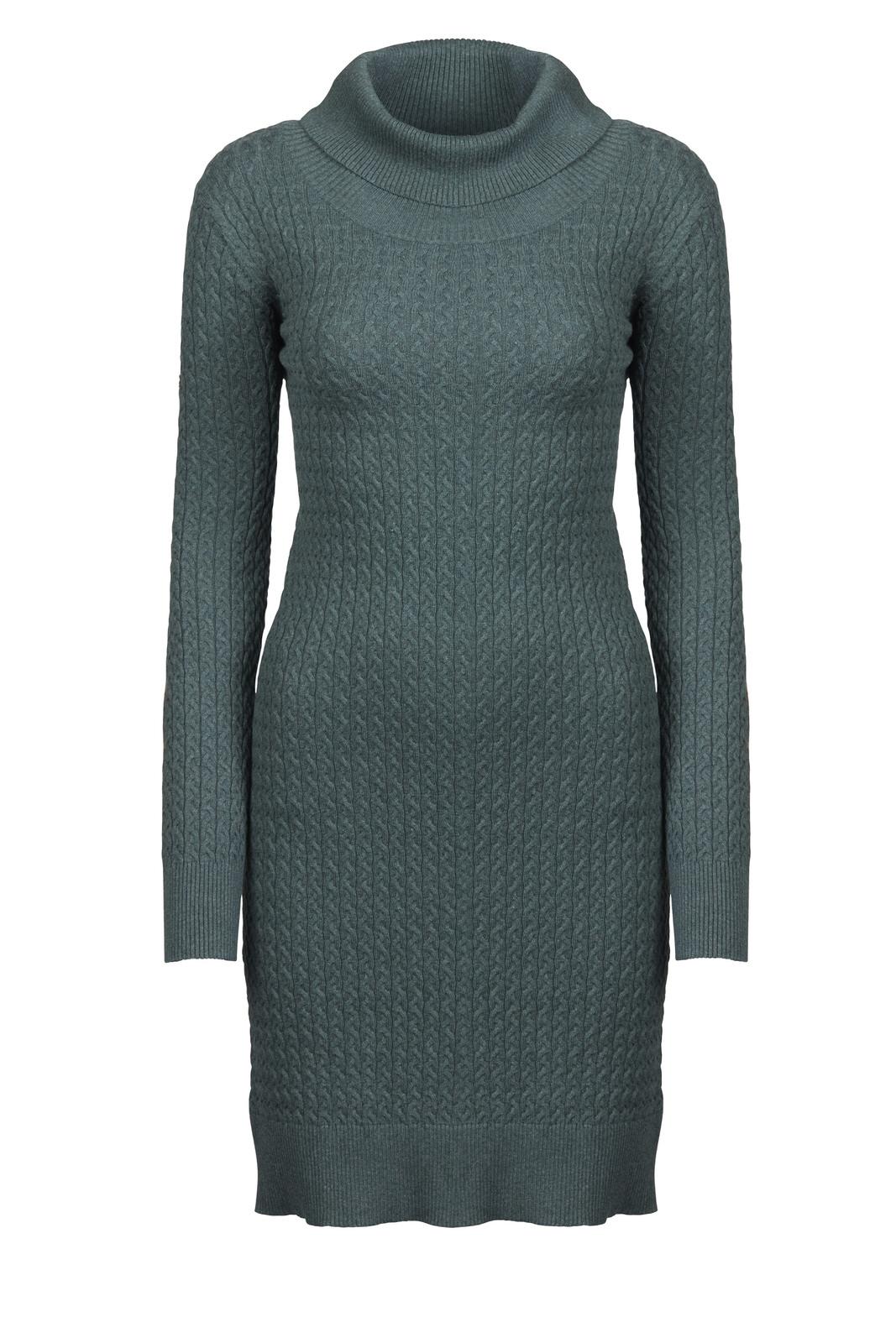 Dubarry_ Renvyle Sweater Dress - Verdigris_Image_2