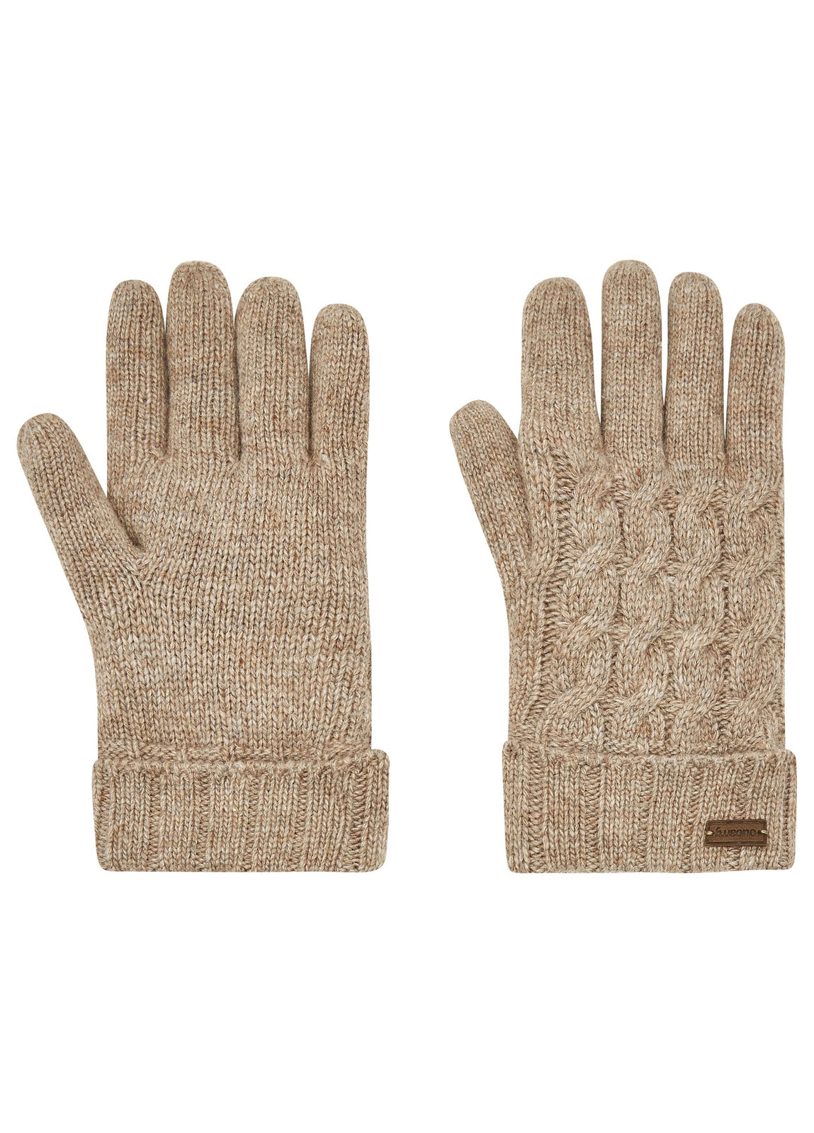 Buckley_Knitted_Gloves_Stone_Image_1