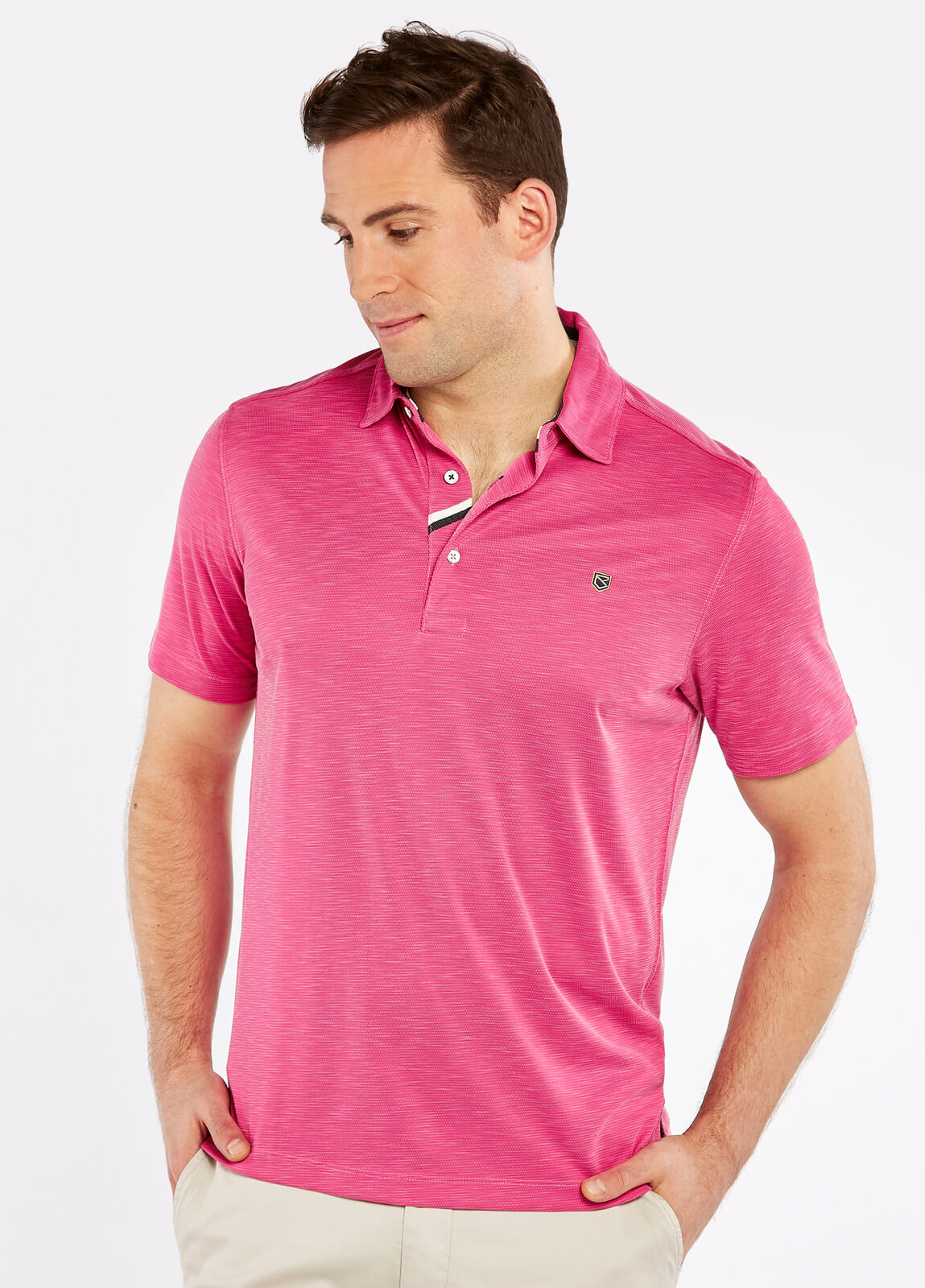 Corbally Polo Shirt - Orchid
