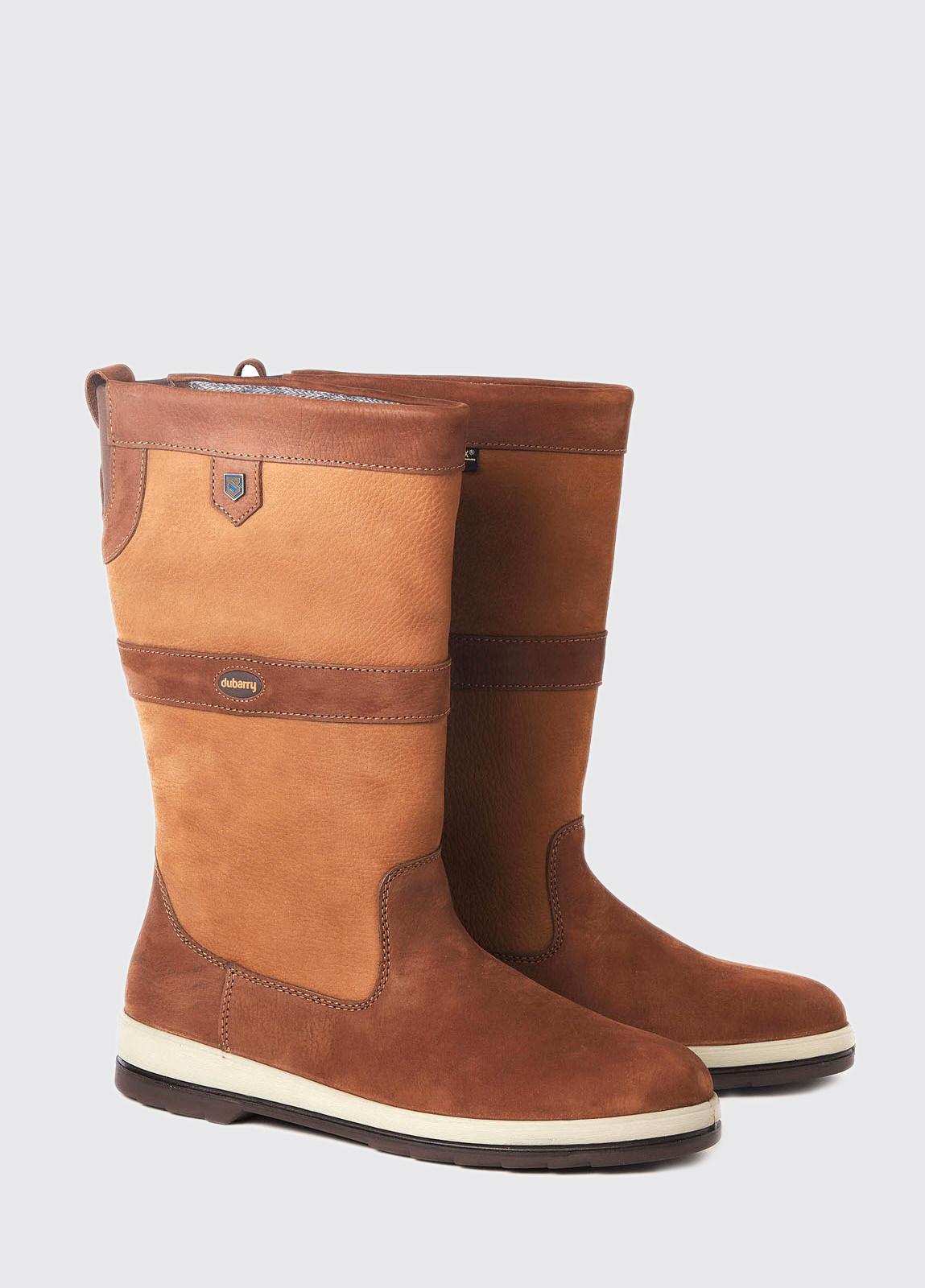 Ultima Sailing Boot - Brown