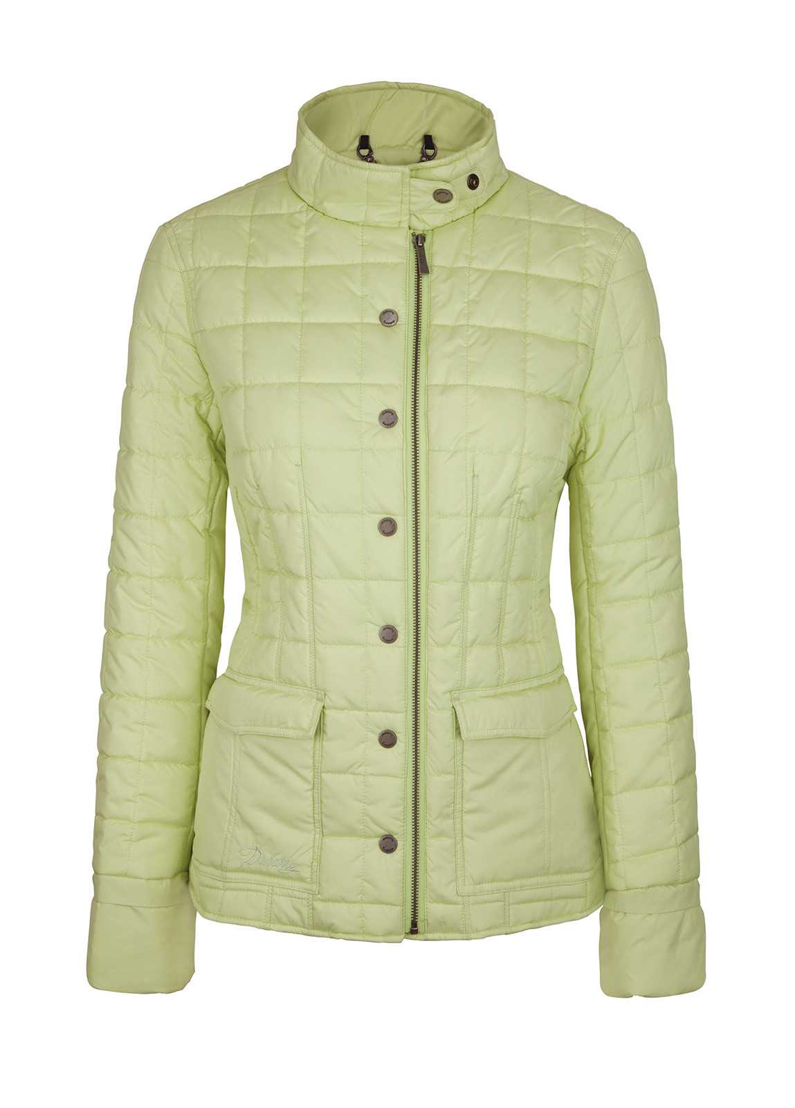 Carra Womens Quilted Jacket - Olive