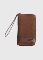 Letterkenny Leather Wallet - Walnut