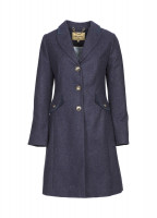 Whitebeam Tweed Jacket - Navy