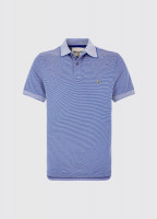 Claremorris Polo Shirt - Royal Blue