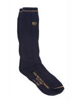 Short Boot Socks - Navy