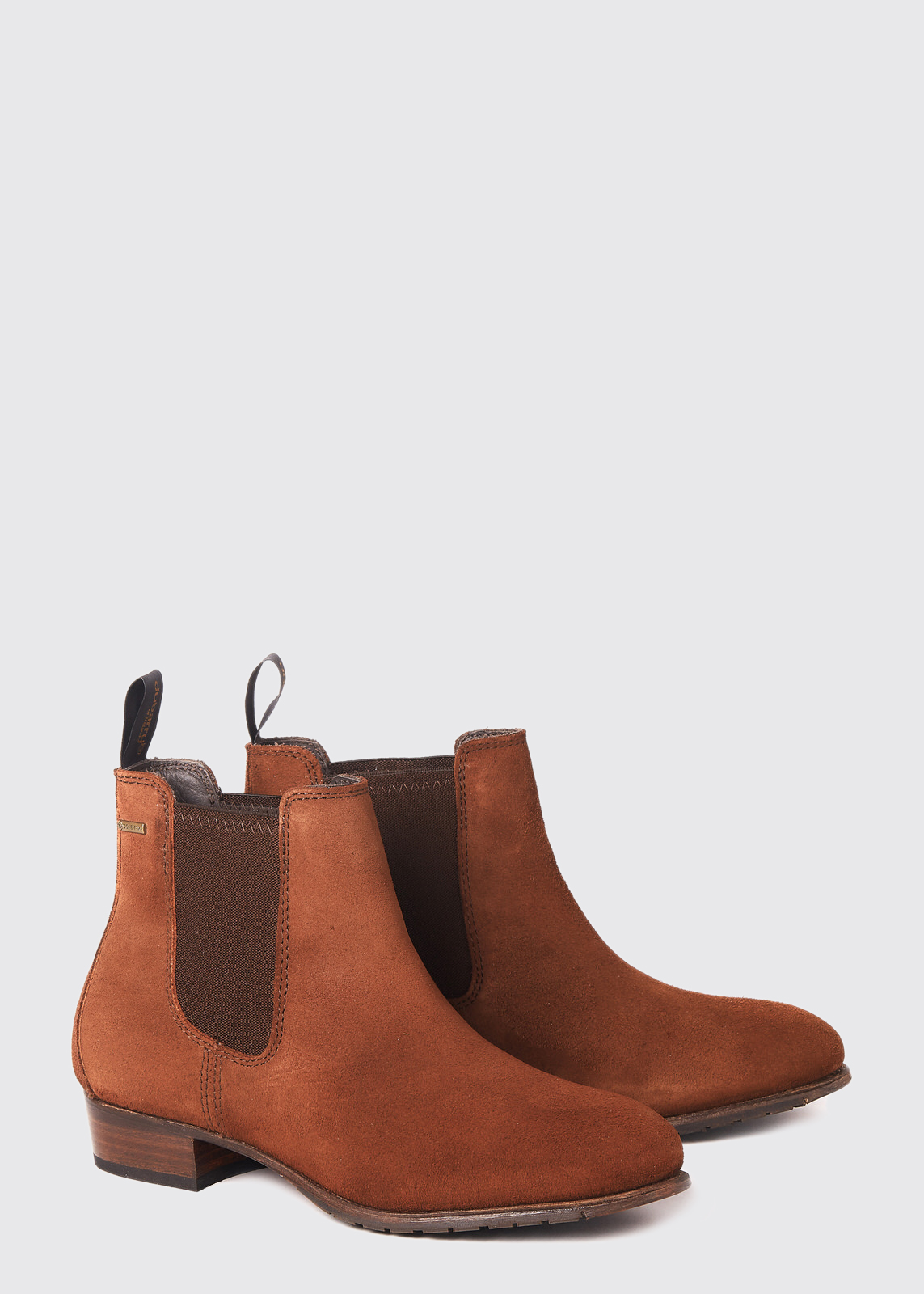 Cork Leather Soled Boot - Russet