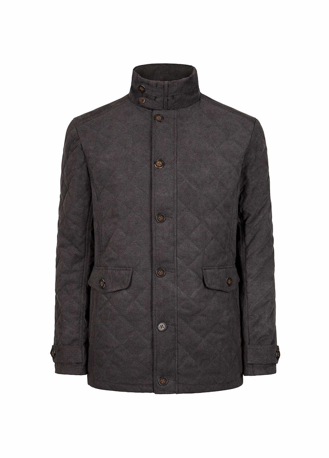Dubarry_ Donovan Men's Jacket - Graphite_Image_2