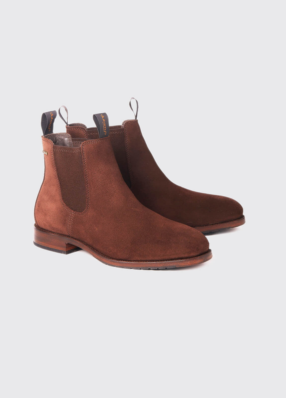 Kerry Leather Soled Boot - Cigar