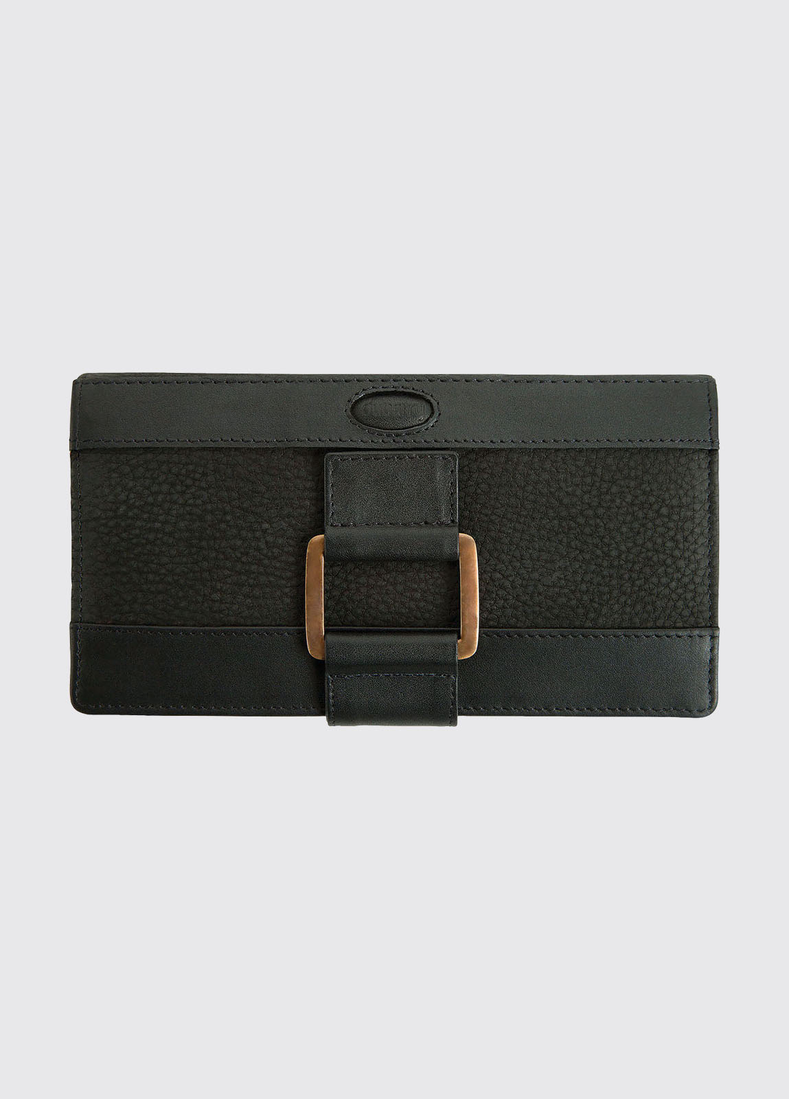 Dunbrody Leather Purse - Black